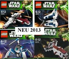 4 xlego Star Wars 2013 mandalor z95 frigate umbarran Art. 30240 30241 30242 30243