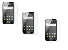 3 x Clear Pre Cut Screen Protector for Samsung Galaxy Ace S5830 GT-S5830 Phone
