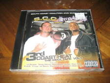SCC & Screwheads - 3rd Coast Heat Mixtape Rap CD - Jokaman Texas Money Boyz T-BO