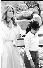 BIONIC WOMAN LINDSAY WAGNER ORIGINAL 1976 ABC TV PHOTO NEGATIVE