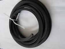 5 Meter Kantenschutz Kantenschutzprofil schwarz Kederband Klemmbereich 1-4 mm