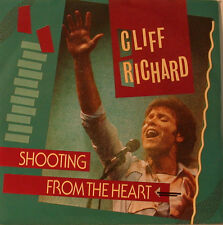 "CLIFF RICHARD - SERVIZIO FOTOGRAFICO DAL HEART - 7"" SINGLE (F975)"