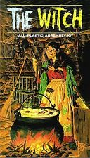 1960s AURORA The Witch model box magnet - new!