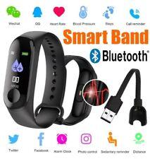 Latest M3X Smart Watch Heart Rate Blood Pressure Monitor Sports Tracker Bracelet