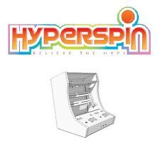 Hyperspin esercitazioni & ARCADE piani fai da te 2017 ** ora aggiornati per gli utenti Android **