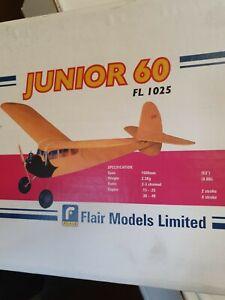 Flair Models Junior 60 Plane Fl 1025 Kit