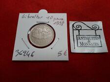 GIBRALTAR - PIECE DE 10 EURO PORT 1998 - REF36246