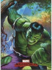 Marvel Masterpieces 2007 Base Card #37 The Hulk