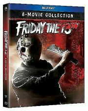 Friday The 13th blu-ray collection (with slipcover)
