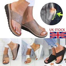 Women  Sandal Shoes Comfy Ankle Strap - Toe Correction Arch Support gous