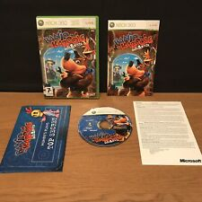 Banjo-Kazooie: Nuts & Bolts (Microsoft Xbox 360) Complete With Poster