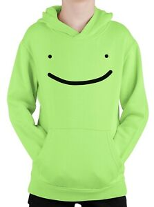Dream Smile Face Funny Gaming YouTuber Unisex Hoodie Fanmade Hooded Sweatshirt