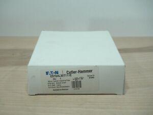 6 - 48v DC Eaton E57SAL30T111E 30mm Inductive Proximity Sensor PNP Cable 3 Wire