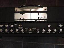 FENDER METALHEAD MH500 PROFESSIONAL SERIES 500W GUITAR AMPLIFIER METAL HEAD AMP