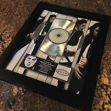 Michael Jackson Invincible Platinum Record Album Music Award MTV Grammy RIAA
