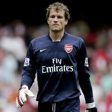 Nuevo Nike Arsenal Fútbol 2007-2008 Player Tema Portero GK Camiseta azul XL