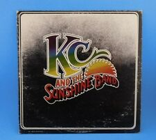 Kc And The Sunshine Band LP Vinyl Record VG Jacket VG T.K.-603 Rock & Roll