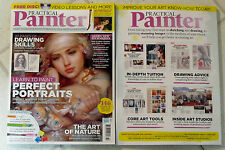 PRACTICAL PAINTER + Free DVD With VIDEO LESSONS Perfect Portraits ART Of NATURE