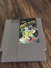 Skate or Die (Nintendo Entertainment System, 1988) NES Cart NE2