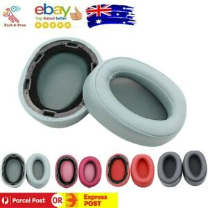 1pair Headphone Replacement Ear Pads Cover Cushion for Sony MDR-100ABN WH-H900N
