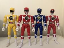 Mighty Morphin Power Rangers 8 Inch Action Figures Lot 1993 Mattel