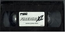 Firebird XL VHS Instructional Videotape Radio Control Model Airplane Hobby Zone