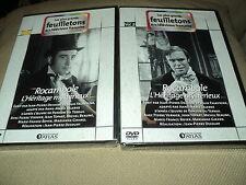 "LOT 2 DVD NEUF ""ROCAMBOLE - L'HERITAGE MYSTERIEUX"""