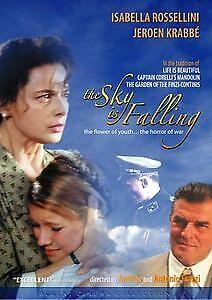 The Sky is Falling DVD Isabella Rossellini 2000 Jeroen Krabbe - ENGLISH SUBTITLE