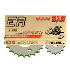 kit catena DID KTM 250 EXC Enduro Ruota dentata acciaio anno fab. 05-11