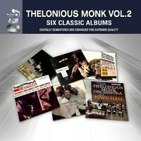 THELONIOUS MONK - 6 CLASSIC ALBUMS 2 4 CD NEW