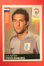 Panini EURO 2008 N. 277 STEKELENBURG NEDERLAND NEW With BLACK BACK TOPMINT !!
