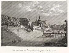 Dresda-SERRAGLIO-Kronentor-Veith - rame chiave 1808