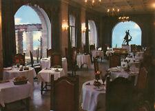 Carte BANDOL Ile de Bendor La salle à manger de l'Hôtel Delos