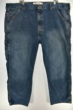 Levi's Carpenter Jeans Mens Loose Straight Size 44x30 Work Pants Meas. 46x30.5