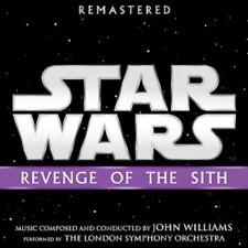 John Williams - Star Wars - Revenge of the Sith - New Remastered CD