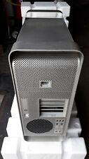 APPLE A1186 MAC PRO 2.66 QX/2X512/X1900XT/160/SD COMPUTER_POWERS UP_DEAL_$$$!~