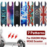 Electric Scooter Pedal Footboard Griptape Stickers Tape For M365