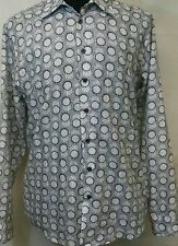Mens HAUPT  Size L  16.5, 41/42 Long Sleeve Shirt