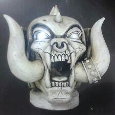 MOTORHEAD England Motorizer BUST STATUE SCULPTURE CD LP Thrash Metal