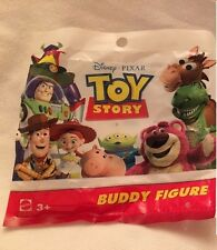 "Disney Pixar Toy Story - Rex -  The Single 2"" Buddy Figures - Unopened!"