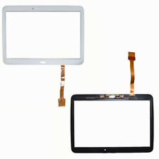 For Samsung Galaxy Tab 3 10.1 GT-P5210 P5200 Touch Screen Digitizer Glass White