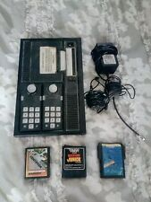 ColecoVision Console / Controllers / 2 Games - Tested Works Perfect Donkey Kong