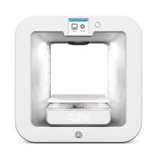 CUBE 3D Systems Wireless Printer, 3rd Generation 391100 White Brand New