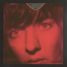 Courtney Barnett TELL ME HOW YOU REALLY FEEL +MP3s NEW RED COLORED VINYL LP