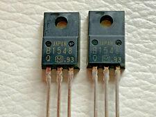 Lote OF2 2SB1548 Pnp Transistores de potencia de 60V 5A | Envío gratis dentro de nosotros!