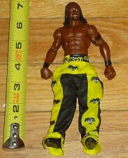 2010 WWF WWE Mattel Kofi Kingston Elite Wrestling Figure New Day Series 9
