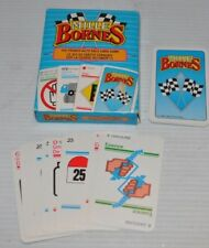 MILLE BORNES French Auto Race CARD GAME Parker Brothers