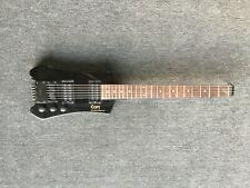 Vintage Cort headless travel guitar