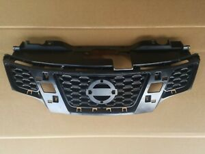 Grille Assembly For 13-18 Nissan NV200 JZ57S6 GRILLE; BLACK; WITHOUT SURROUND