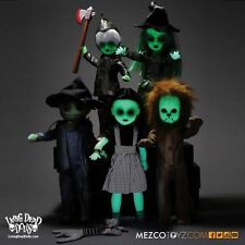 LIVING DEAD DOLLS LOST IN OZ GLOW IN THE DARK VARIANTS LIMITED TO 50 SETS